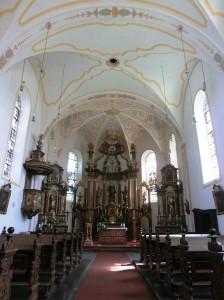 Herschwiesen-Altäre-Decke