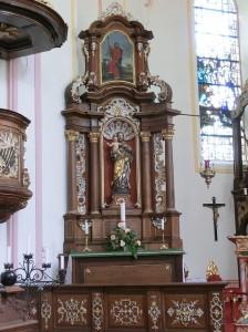 Herschwiesen-Josefsaltar