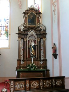 Herschwiesen-Marienaltar