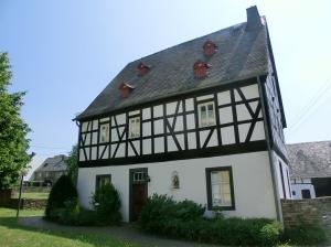 Herschwiesen-Pfarrhaus